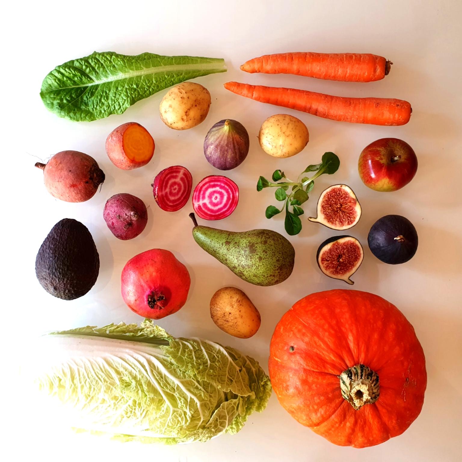 Lokakuun ruoka- ja iltapalalista