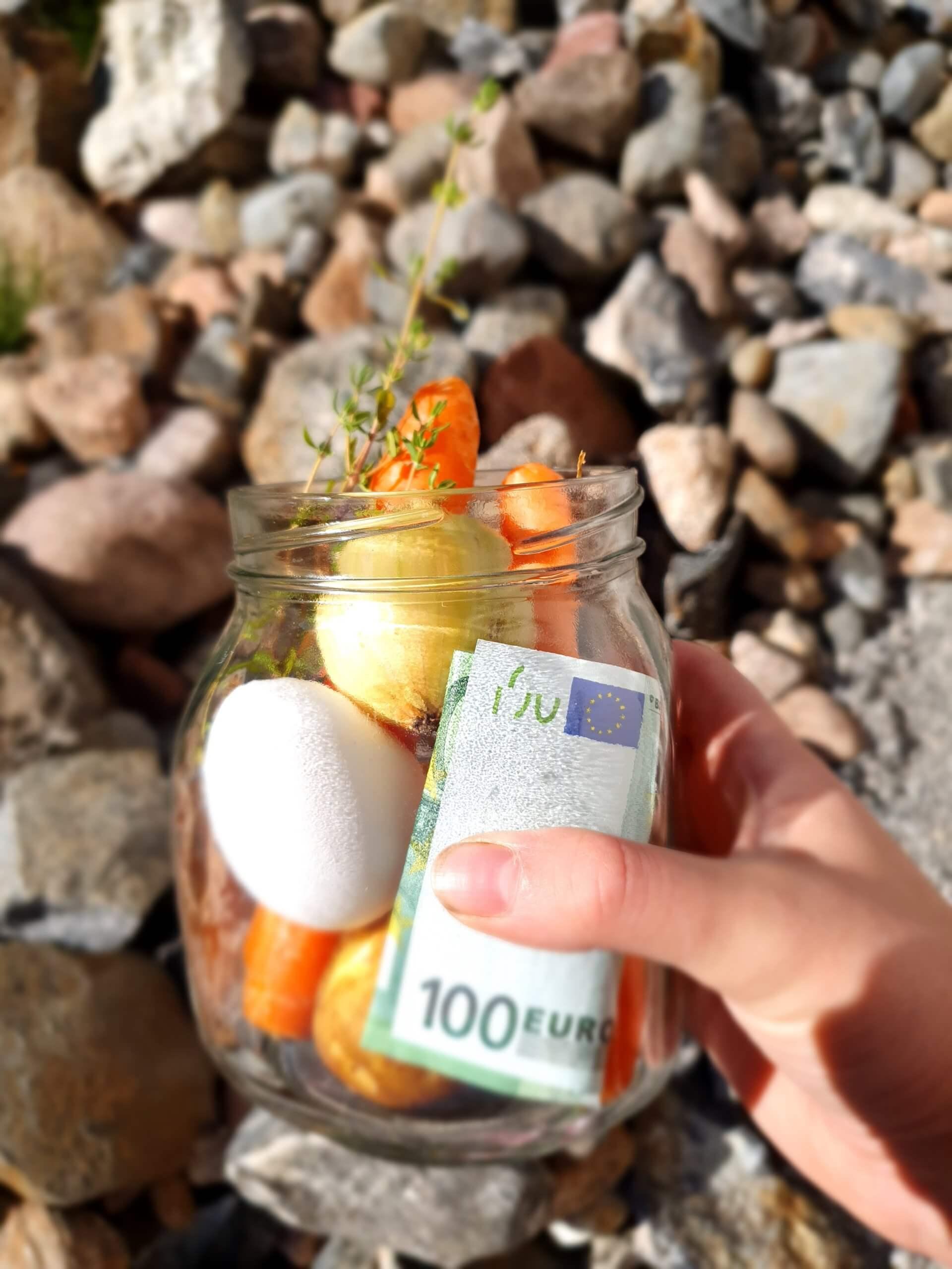 Rahan sijoittaminen