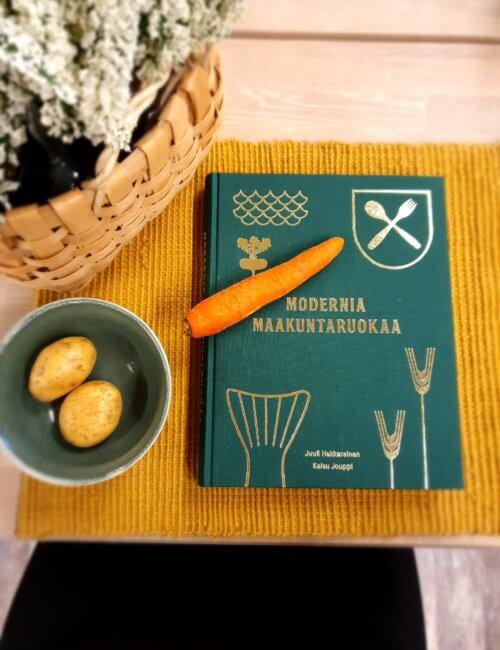 Modernia Maakuntaruokaa