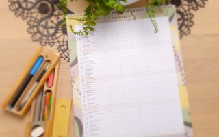 Satokausikalenterin perhekalenteri