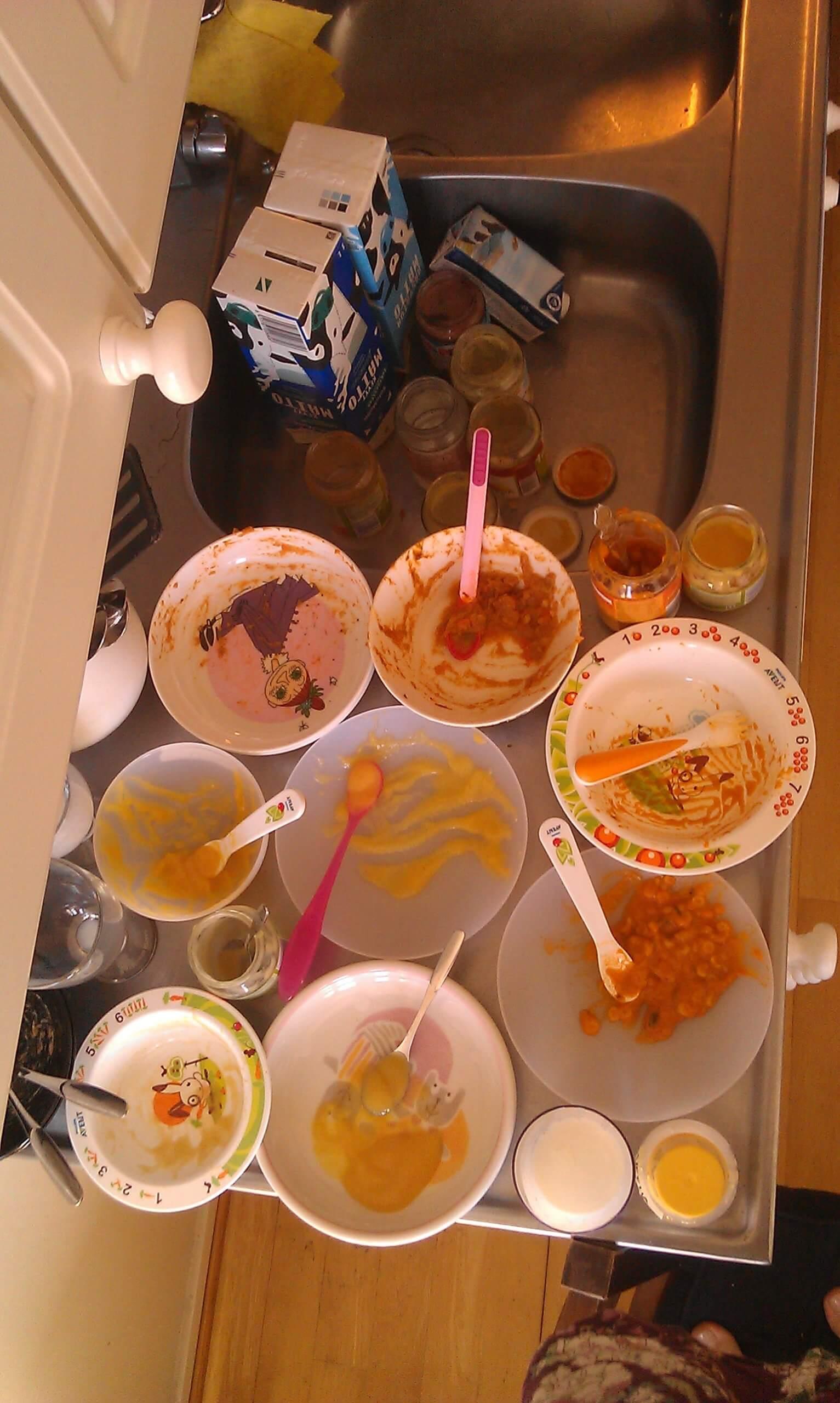 Lasten lautaset