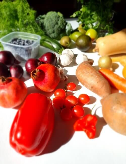 Q&A ruokalistoista