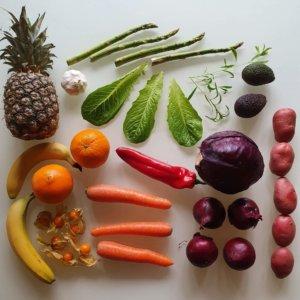 Huhtikuun ruoka- ja iltapalalista